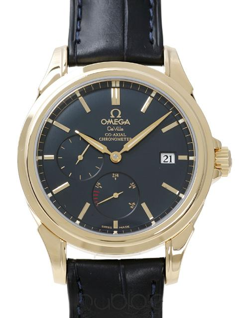 OMEGA DE VILLE COLLECTION CO-AXIAL POWER RESERVE 4632.81.33